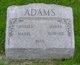 Mabel N <I>Shotts</I> Adams