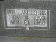 William Louis Gibson