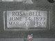 Rosa Bell Gibson