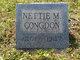 Nettie <I>Congdon</I> Congdon