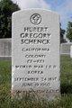 Hubert Gregory Schenck