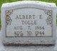 Profile photo:  Albert E Tolle
