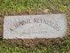 "Profile photo:  Abbie Jane ""Jennie"" <I>Reynolds</I> Runnells"