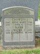 Ann G Crowley