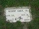 Wilbert Early, Sr