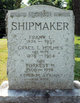 Profile photo:  Grace L <I>Holmes</I> Shipmaker