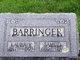 Laura Virginia <I>Overstreet</I> Barringer