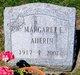 Margaret L Aherin