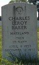 Profile photo:  Charles Leroy Baker