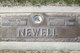 Mary Evelyn <I>Snyder</I> Newell
