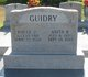 Anita <I>Broussard</I> Guidry
