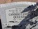 "Profile photo:  Candido ""Candy"" Quezada"