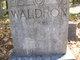 Barney Hogle Waldron