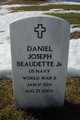 Profile photo:  Daniel Joseph Beaudette, Jr