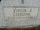 Virgil J Sterling