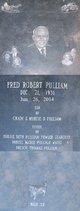 Fred Robert Pulliam