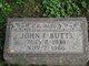 Profile photo:  John F. Butts