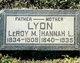 "Mason Leroy ""LeRoy"" Lyon"