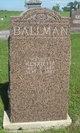 Henrietta <I>Feldman</I> Ballman