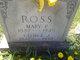 Mary Pauline <I>Joyce</I> Ross