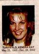 Kendra Kay <I>Wright</I> Turnwald