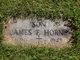 James F Horne