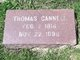 Profile photo:  Thomas Cannell