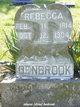 Rebecca Ann <I>Dixon</I> Benbrook
