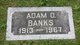 Profile photo:  Adam Orth Banks