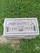 John W. Baltzly Jr.