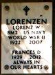 Profile photo:  Lorenz W Lorenzen