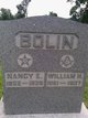 Nancy Emeline <I>Smith</I> Bolin