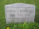 Verna Virginia <I>Stambaugh</I> Winwood