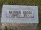 Profile photo:  George Drum