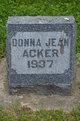 Donna Jean Acker