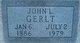 John Louis Gerlt