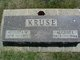 Profile photo:  Augusta W. <I>Ladwig</I> Kruse