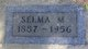 Selma Matilda <I>Lahti</I> Abrahamson
