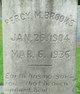Profile photo:  Percy M Brooks