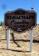 Old Tehachapi Cemetery