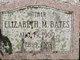 "Profile photo:  Elizabeth Morgan ""Libbie"" <I>Peet</I> Bates"
