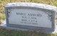 Mable <I>Drone</I> Ashford