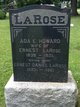 Profile photo:  Ada E <I>Howard</I> LaRose