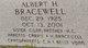 Profile photo:  Albert H Bracewell, Jr