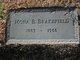 Profile photo:  Mona Blanch <I>Baldwin</I> Brakefield