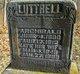 Margaret Catherine <I>Uglow</I> Luttrell