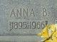 Profile photo:  Anna B. <I>Pritchard</I> Dunlap