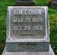 Profile photo:  Elva <I>Ebbert</I> Cobun