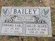 """Edward Earl """"Eddie"""" Bailey"""