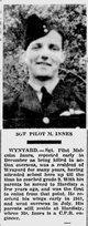 Profile photo: Sgt Malcolm Bruce Innes